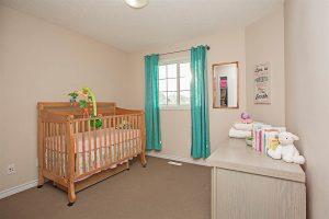 Bonus Room Ideas: Comfortable Baby Nursery