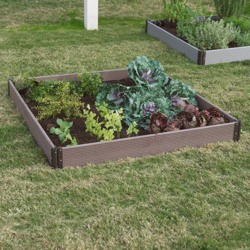 Dig Raised Garden Beds
