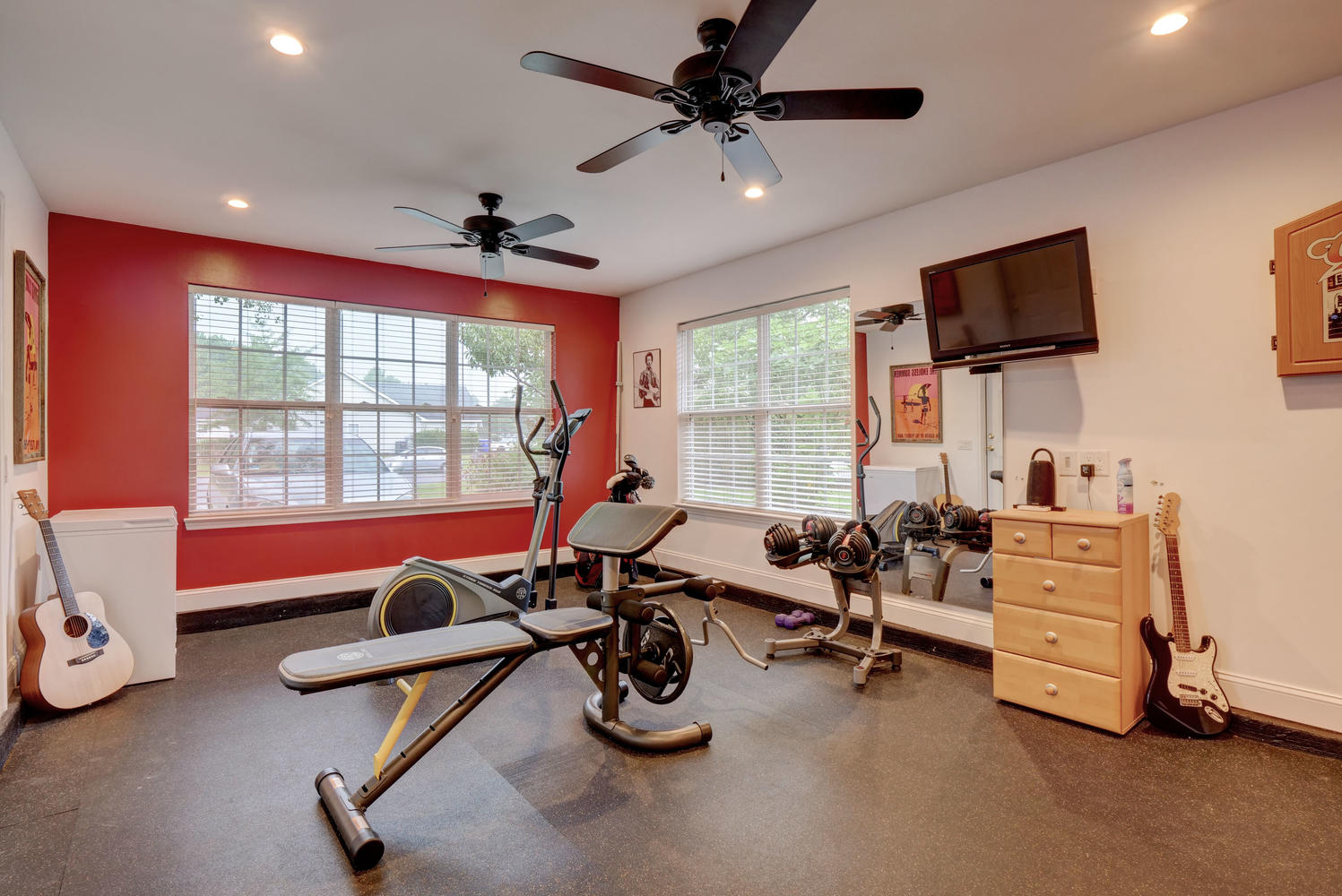 Exercise in Your Home Gym