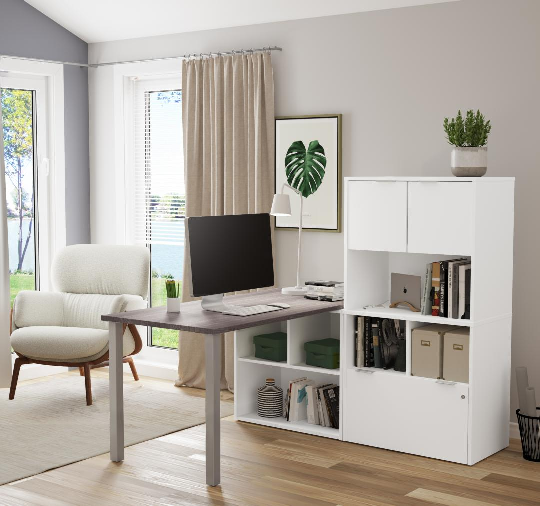 Bonus Room Ideas: Relaxing Office