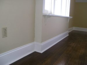 Baseboard Style Medium Density