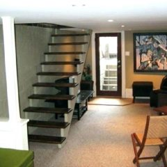 An Accessible Small Basement