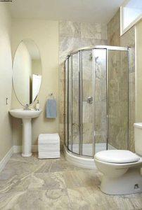 Bathroom Basement Idea