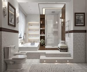 Bathroom for Spa and Relaxation