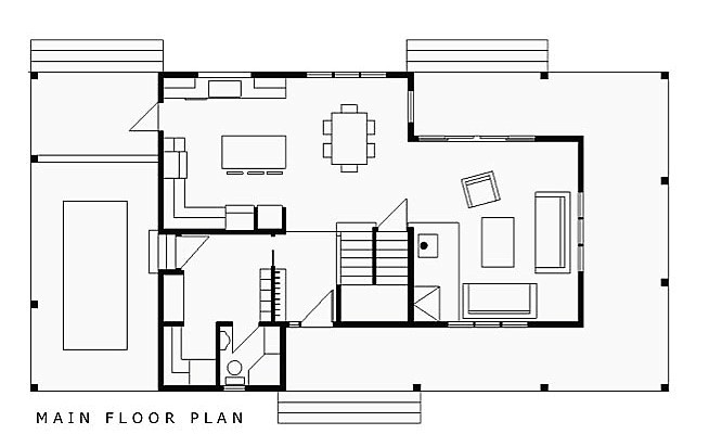 2000 square foot barndominium floor plans