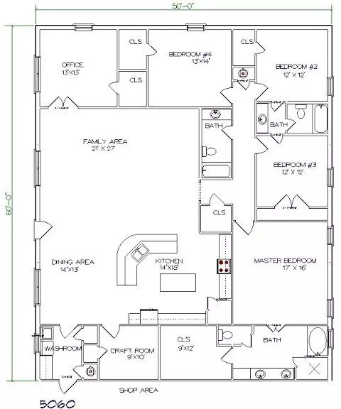 barndominium floor plans east texas