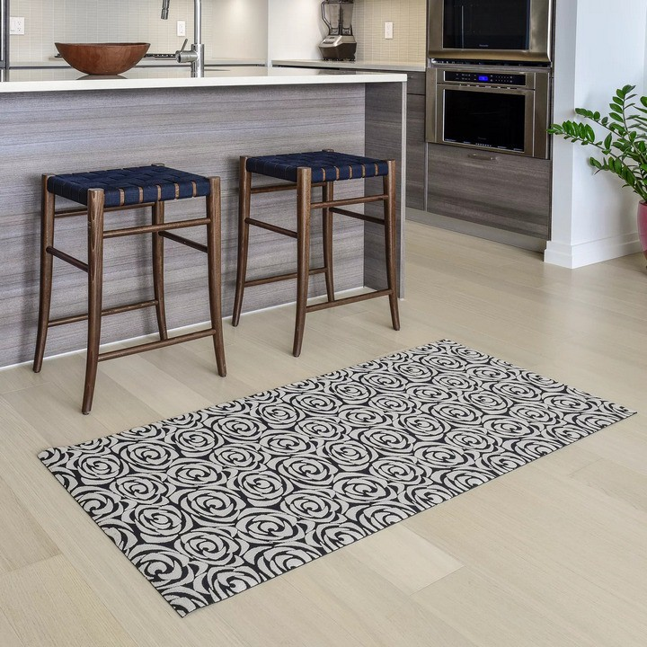 walmart area rugs for kitchen