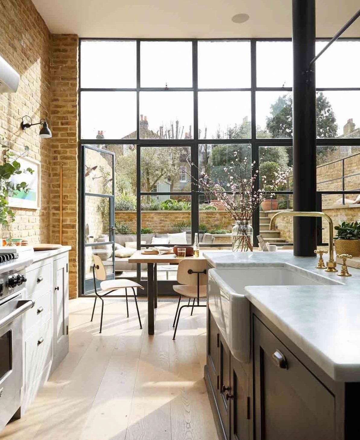 kitchen extension lighting ideas
