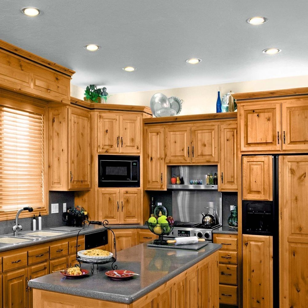 kitchen bulkhead lighting ideas