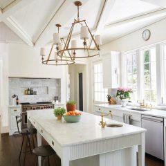 kitchen lighting ideas tray ceiling