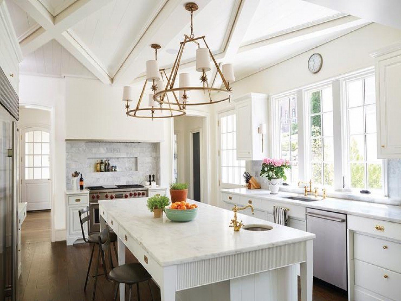 10 Stylish Kitchen Lighting Ideas To Get Inspired - Home ...