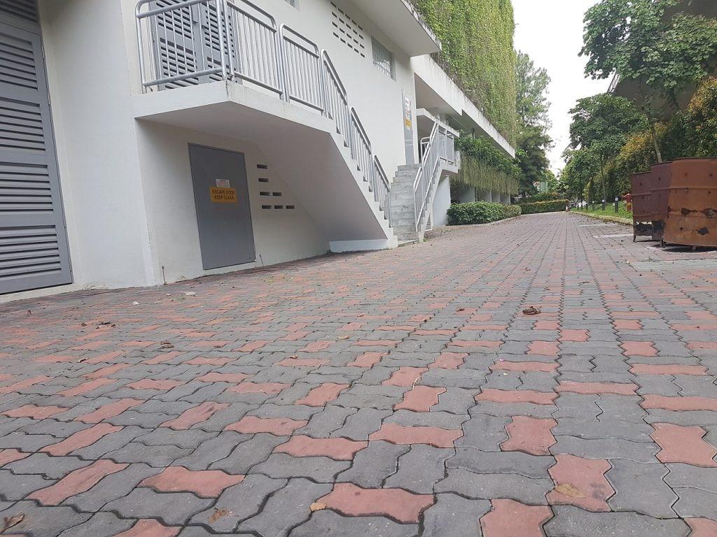 driveway paving and sealing