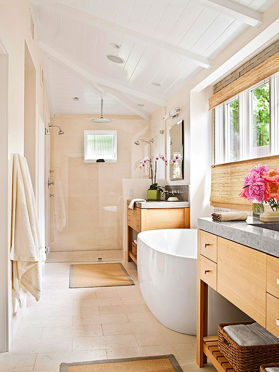 contemporary shower room ideas