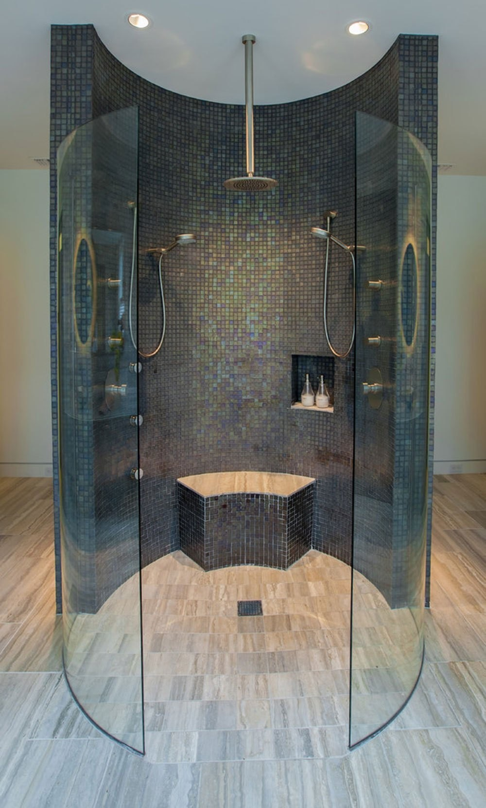 chic shower room ideas