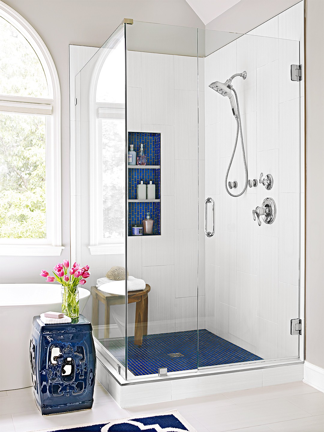 utility and shower room ideas