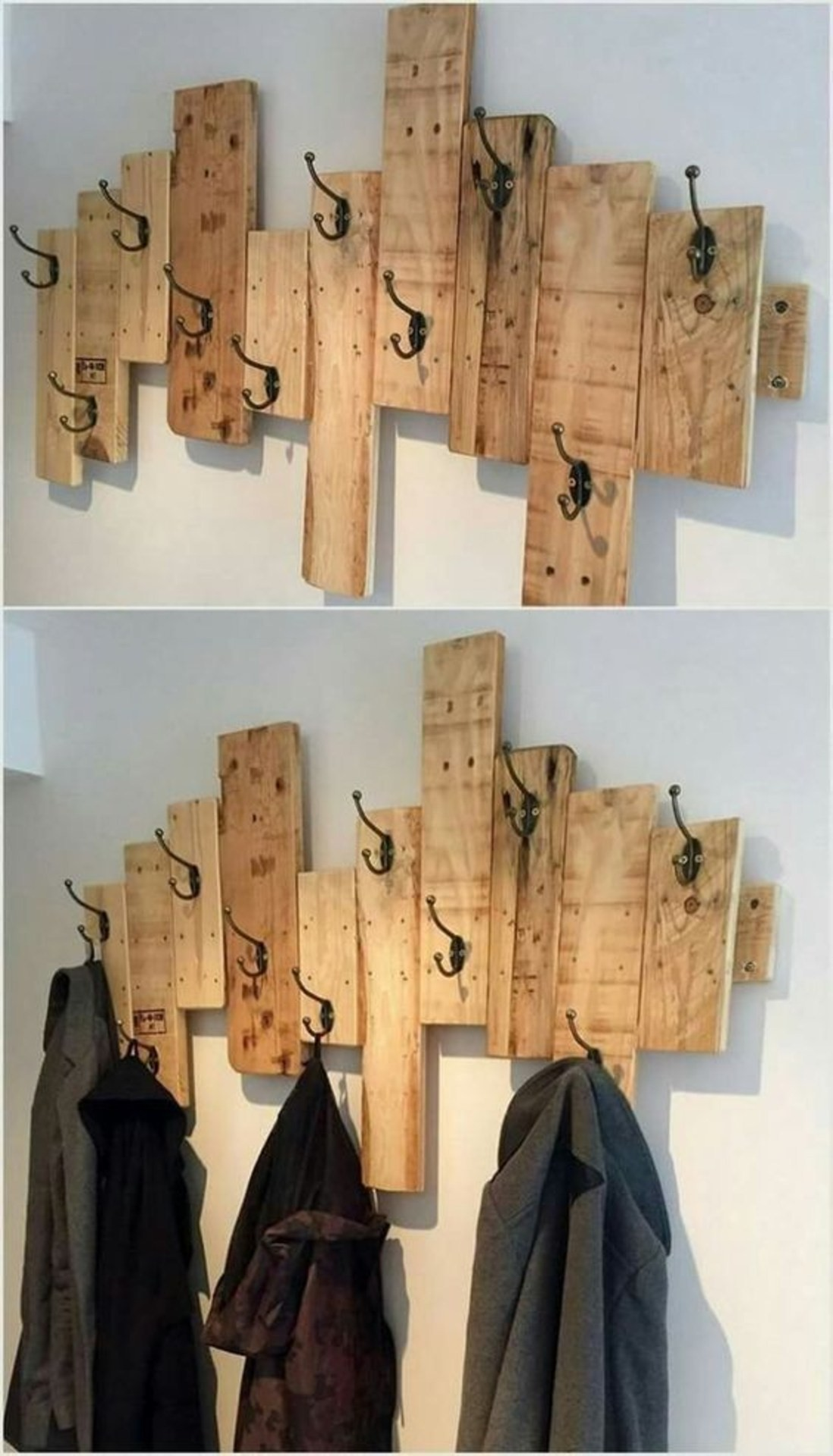 rustic hat rack ideas