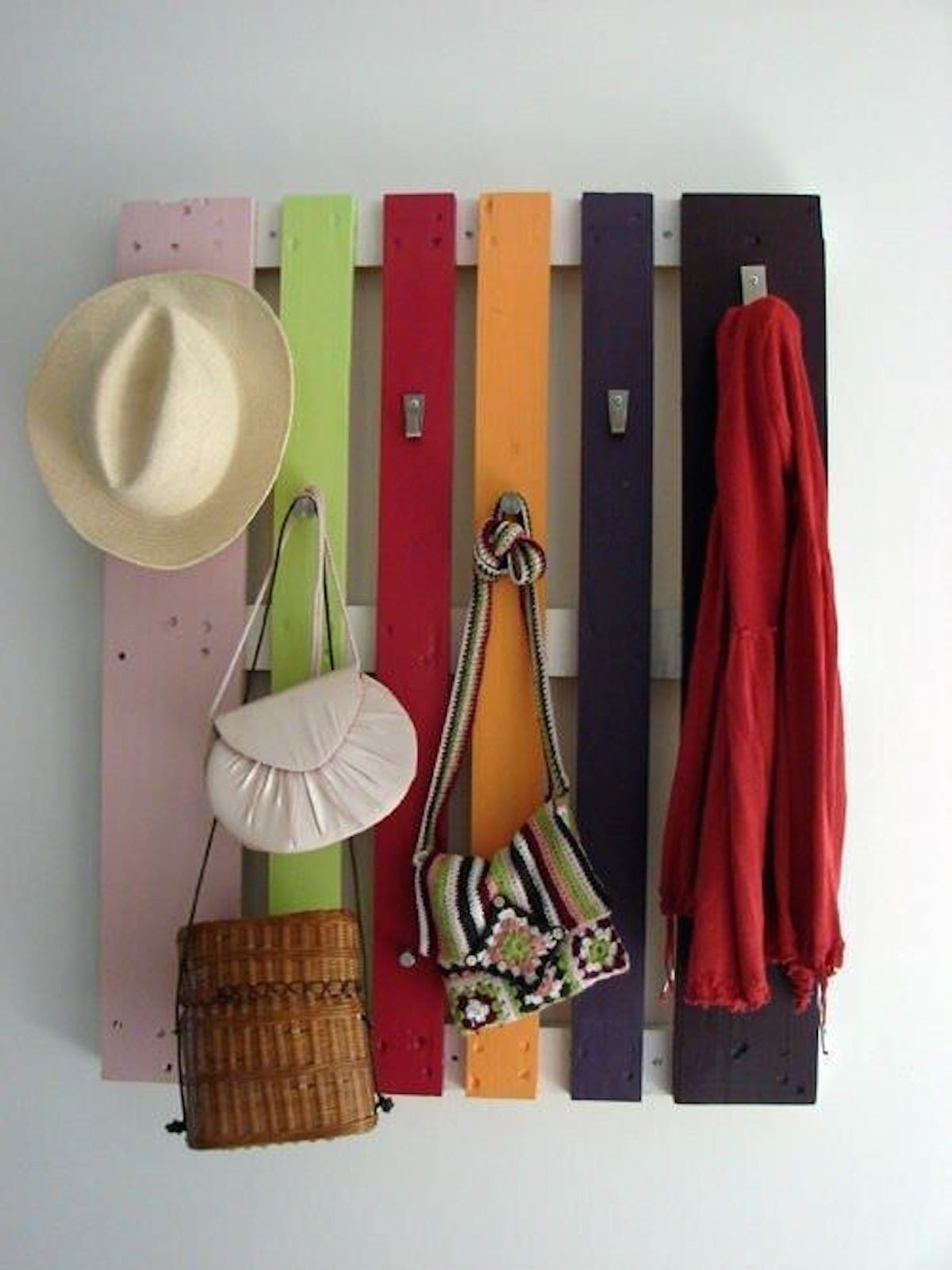 build a hat rack