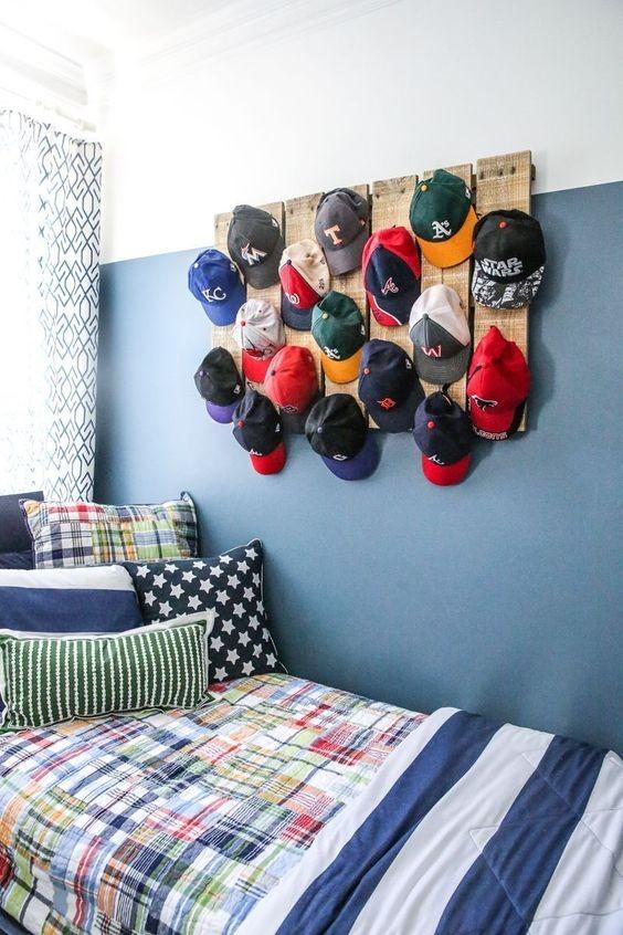 hat rack plans free
