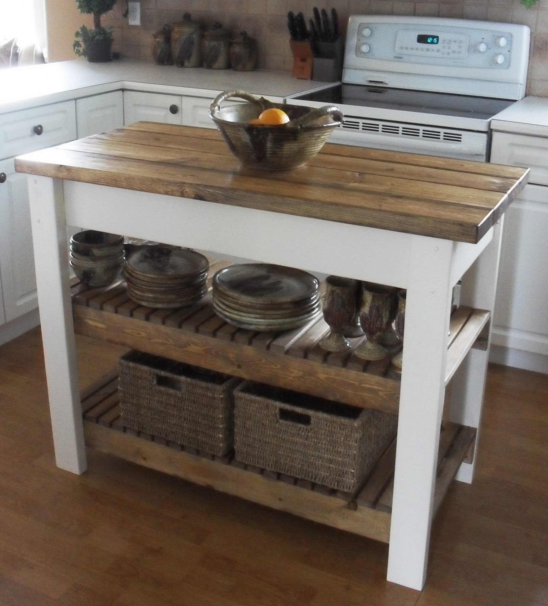 small kitchen island argos