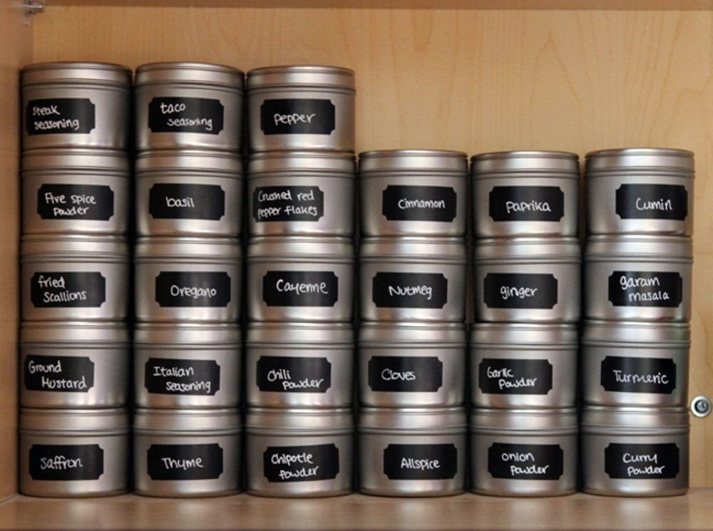 clever spice rack ideas